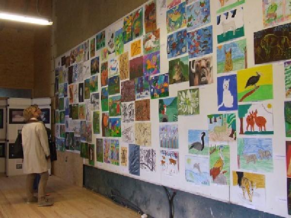 Biennale Internationale de Peinture d'Enfants