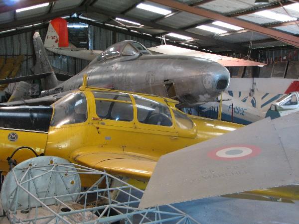 Musée de l'aviation Perpignan